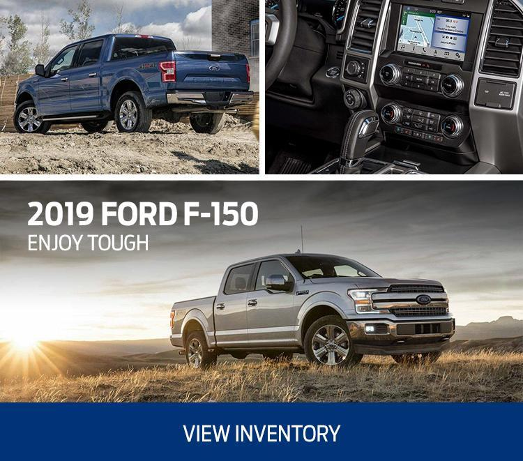 2018 F-150 Tisdales Kindersley Ford
