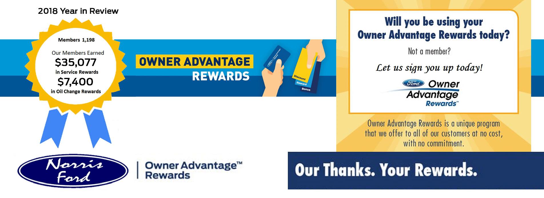Owners Advantage