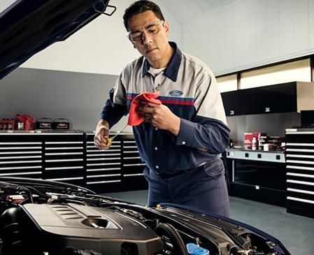 Schedule Service Appointment at Norris Ford Wainwright
