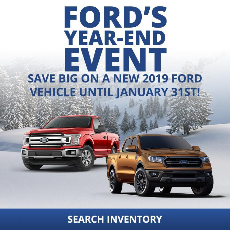 Ford Year End Event