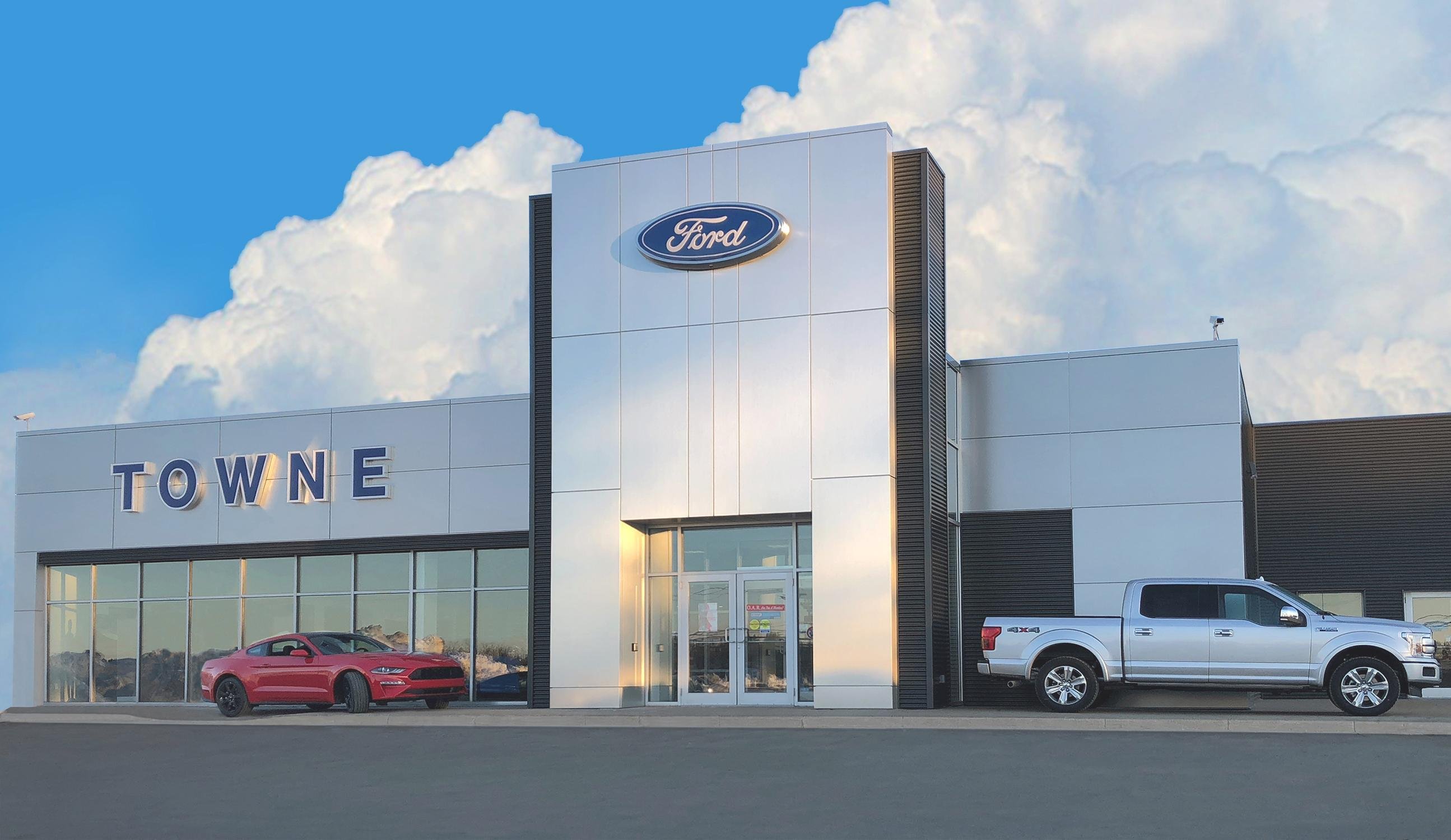 New & Used Ford Cars, Trucks & SUVs Dealership in Miramichi