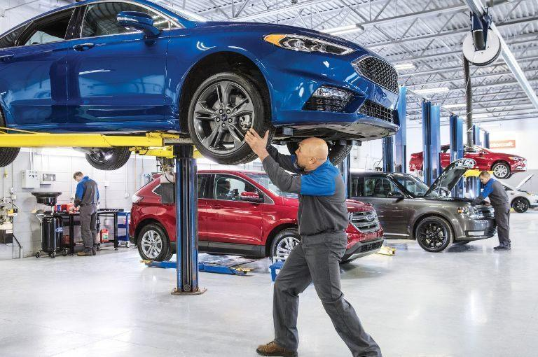 Ford Benefits of Certified Pre-Owned image