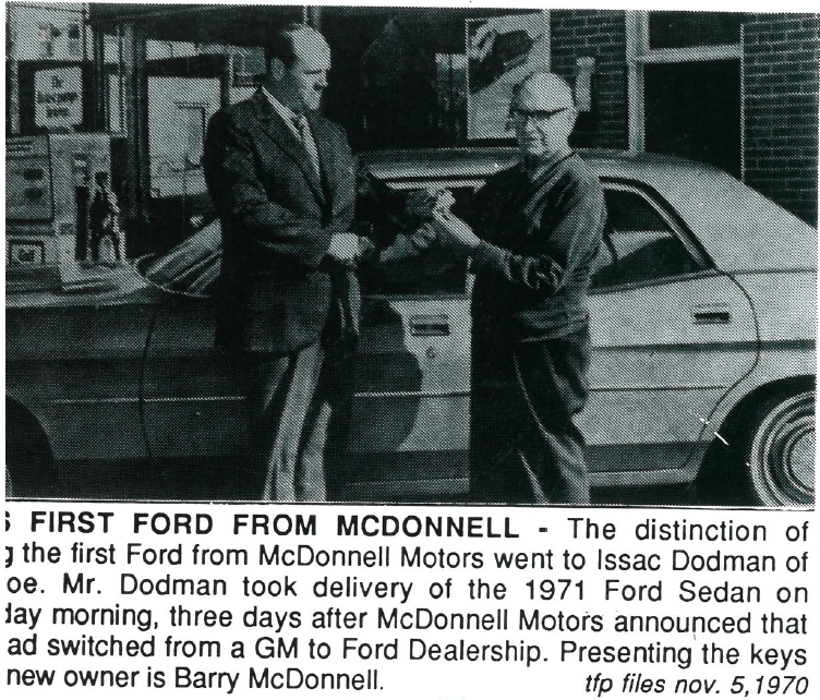 Ford History image