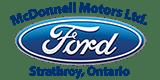 McDonnell Motors Logo