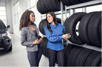 Tire Care | Ford of Canada French