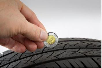 Tire Tread Depth | Ford of Canada French