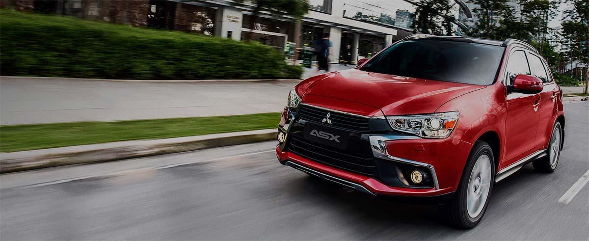 Mitsubishi ASX 2018 - Virage
