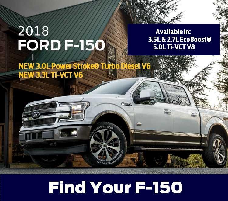 2018 F-150 Glenoak Ford Victoria BC