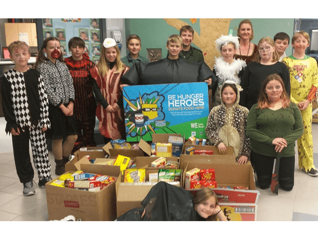 we scare hunger 2017