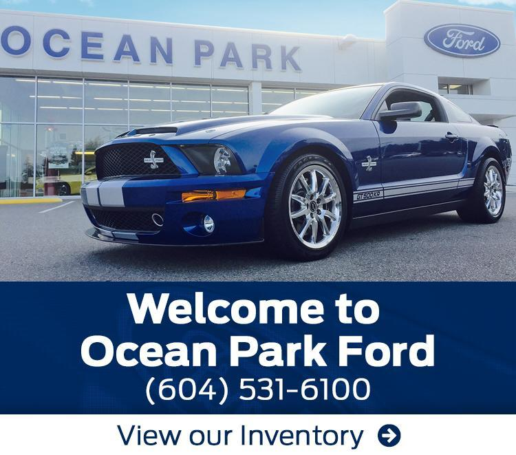 Welcome to Ocean Park Ford