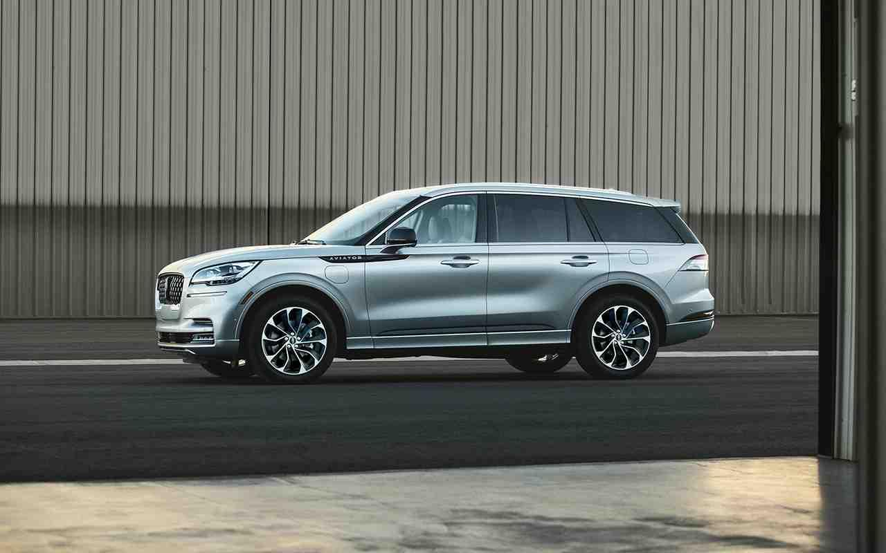 Lincoln 2021 Lincoln Aviator at Eric Campbell Lincoln