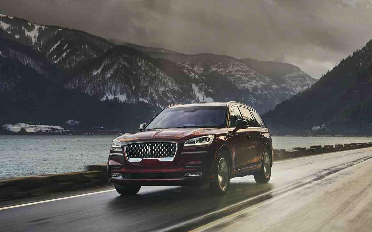 Lincoln 2021 Lincoln Aviator at Grogan Lincoln