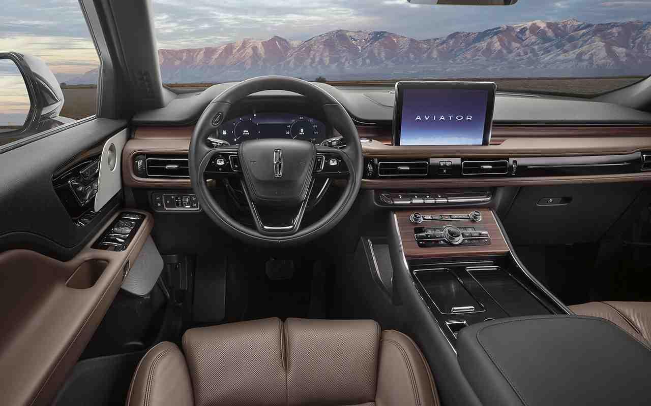 Lincoln 2021 Lincoln Aviator at Twin Hills Lincoln Sales and Leasing