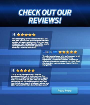 Ford Home Dealer Reviews