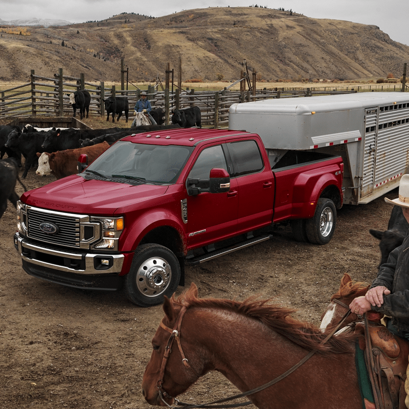 Ford Super Duty® Towing Capacity