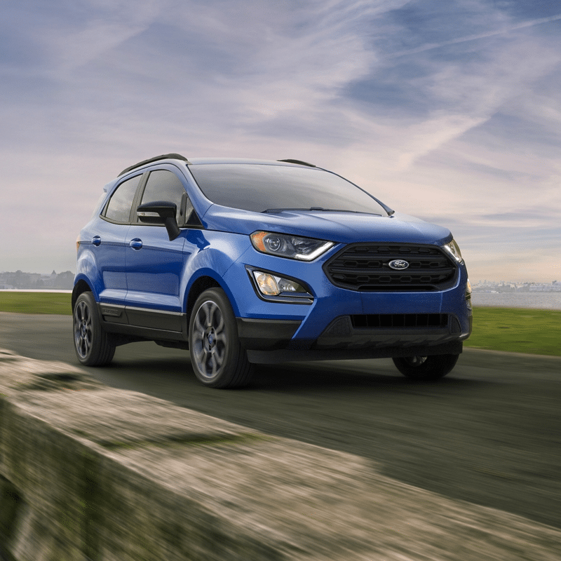 New Ford EcoSport Specs & Features