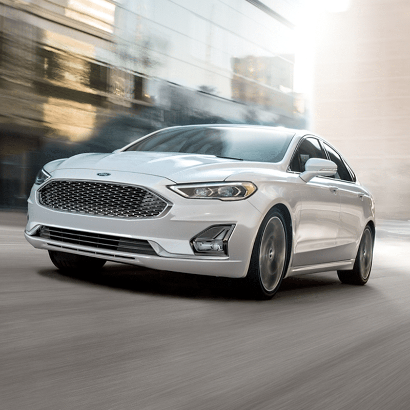 Ford Fusion MPG & Specs