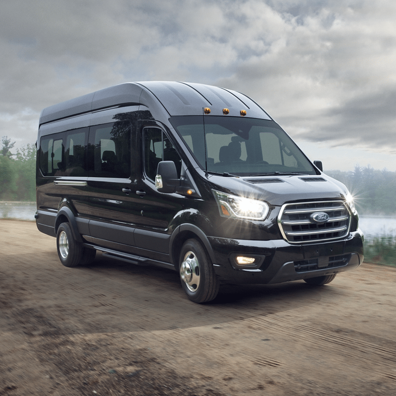 New Ford Transit Commercial Vans nearby