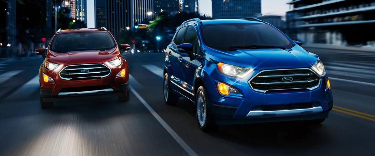 2020 Ford EcoSport header