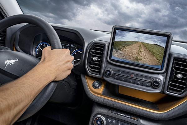 2021 Ford Bronco Sport dashboard