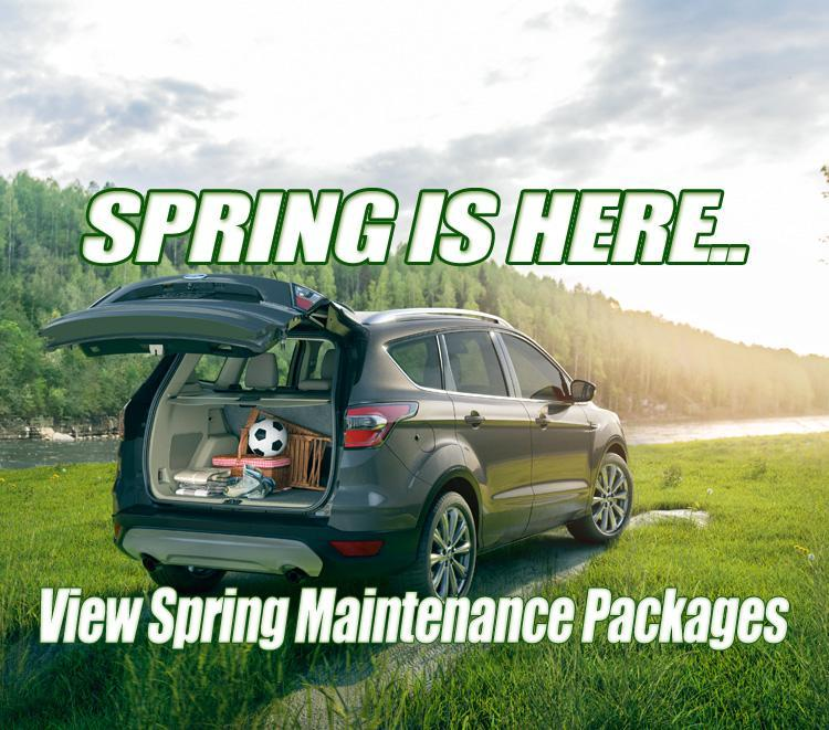 Spring Maintenance Packages