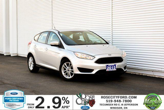Used Cars, Trucks & SUVs for Sale in Windsor | Rose City Ford