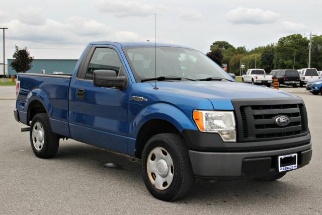 2009 Ford F-150 CAB-12