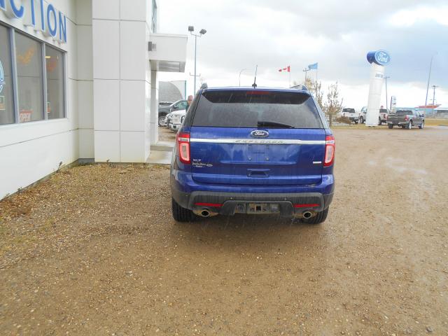 2013 Ford Explorer 4WD XLT