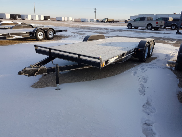 2019 Rainbow 18 FLATBED RAMP 7000 GVWR