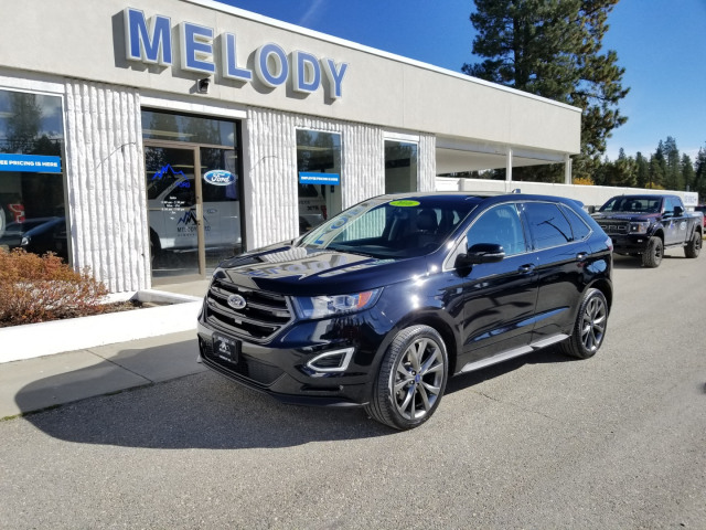 Ford Edge Sport Leather Seats Bluetooth