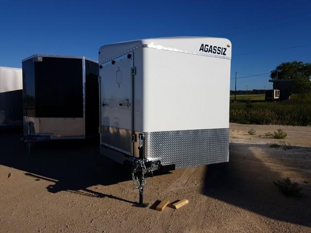 2018 Agassiz 8.5X24 CARGO SLED 9000 GVWR