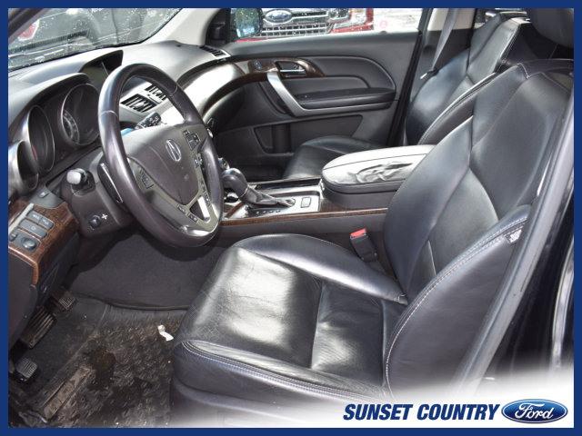 2011 Acura MDX Elite