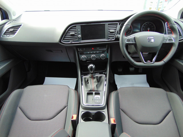 used seat leon 1.4 tsi 125 fr technology 5dr | perrys barnsley