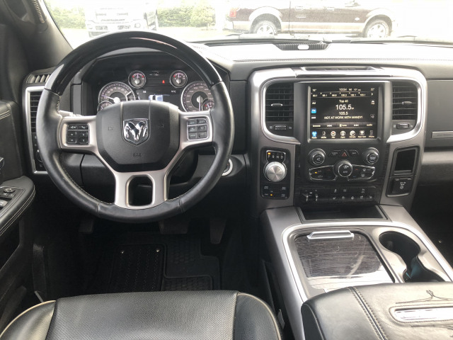 2017 RAM 1500 Longhorn Limited