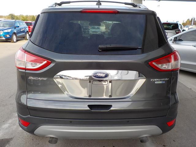 2015 Ford Escape Titanium AWD