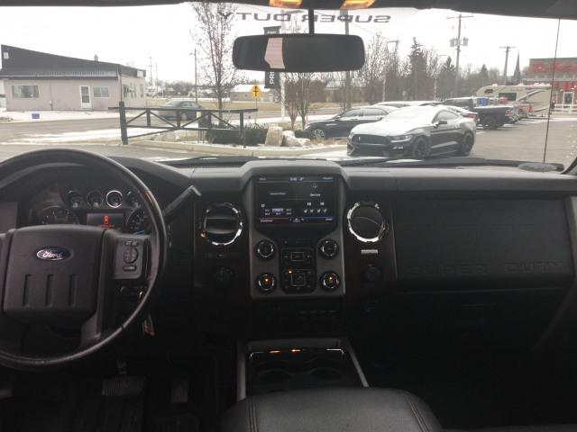 2013 Ford F-250 Lariat 4x4