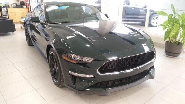 2019 Ford Mustang Bullitt Dark Highland Green 5 0l Ti Vct