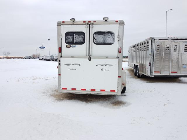 2005 Sundowner TRAILER HORSE TRAILER