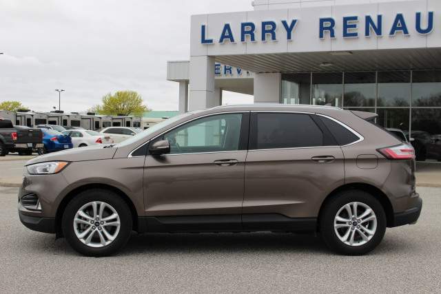 2019 Ford Edge SEL Stone Grey, Twin-Scroll 2 0-L EcoBoost
