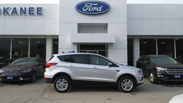 2019 Ford Escape SE Ingot Silver, 1 5L EcoBoost Engine with