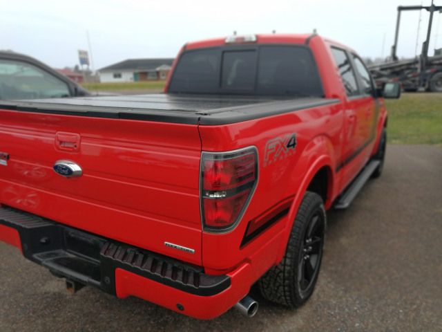 2014 Ford F-150 FX4 FX Appearance Package