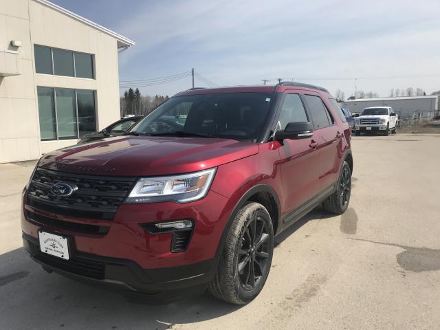 2019 Ford Explorer XLT