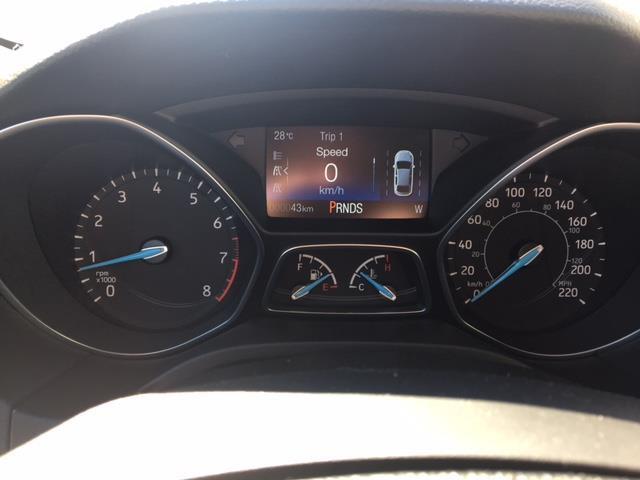 2016 Ford Focus Titanium with winter tire pkg