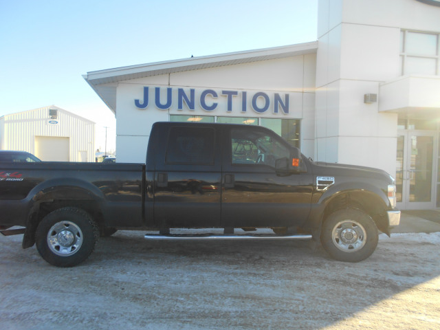 2008 Ford Super Duty F-250 SRW 4WD Crew Cab