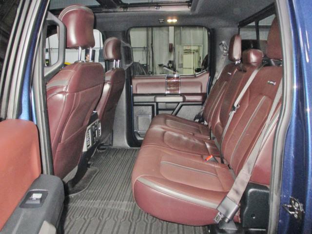 2015 Ford F-150 PLATINUM  - Sunroof - Navigation - $345.25 B/W