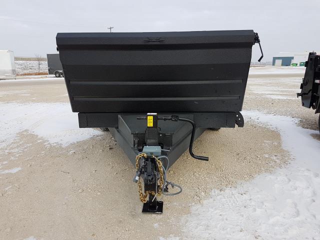 2019 Precision 7X14 DUMP 14000 GVWR