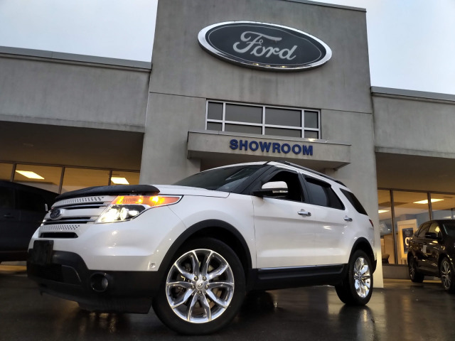2014 Ford Explorer Limited AWD