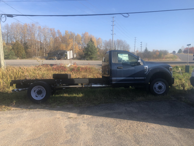 2018 Ford Chassis Cab F-550 XL Clear out NOW $59479.00