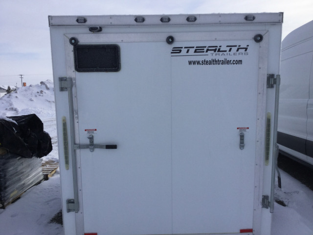 2017 Stealth Titan 612SA Cargo Trailer