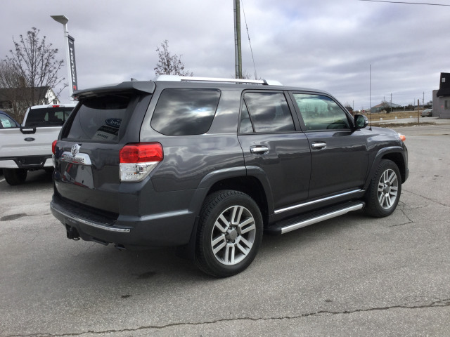 2012 Toyota 4Runner Limited 4x4
